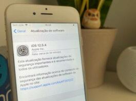 Update iOS 12.5.4