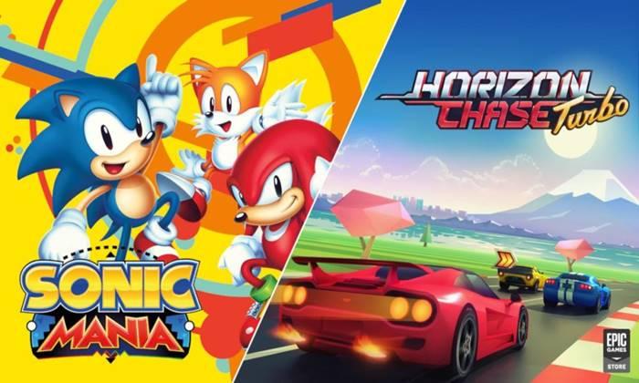Game Gratis Epic Games Minggu Ini: Horizon Chase dan Sonic Mania