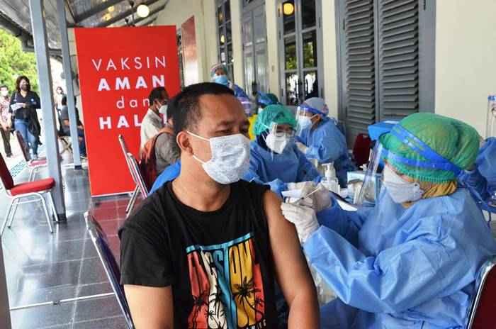 Gratis Lur! Ini Daftar Lokasi Vaksin Covid-19 di Yogyakarta