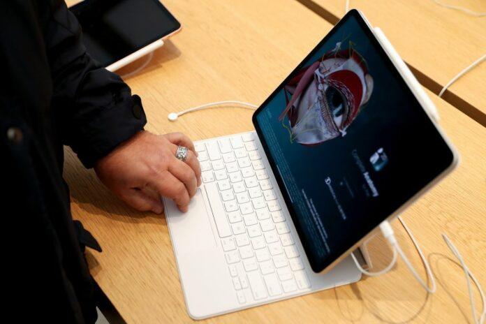 iPad Pro 2022 terbaru