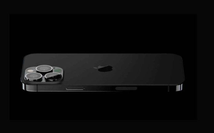 iPhone 13 Pro Matte Black