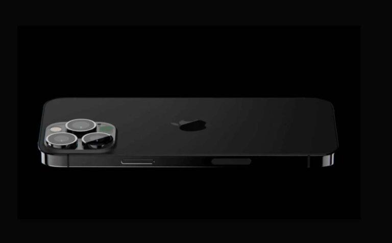 Gantengnya iPhone 13 Pro Matte Black, Lebih Gelap dari Space Grey