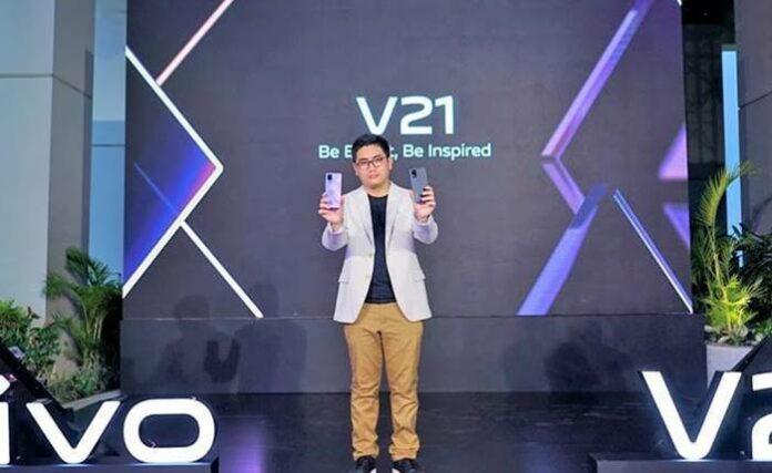 Spesifikasi Vivo V21 Indonesia