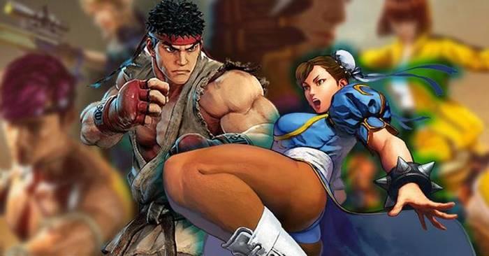 Karakter Free Fire Street Fighter