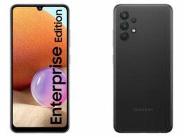 Knox Suite Samsung Galaxy A32 Enterprise Edition