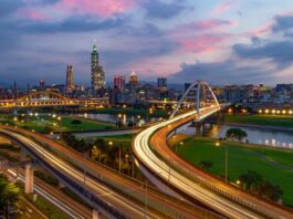 Teknologi smart city Taiwan Excellence