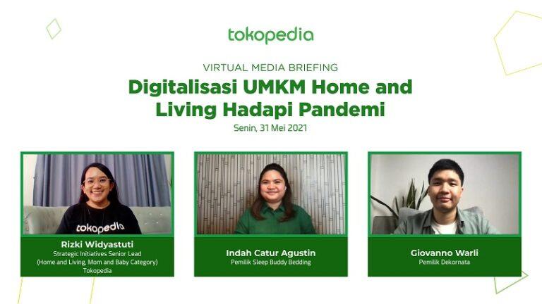 Promo Tokopedia Home Living Digelar, Diskon Hingga 90%