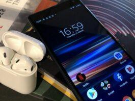 Menghubungkan AirPods ke Android