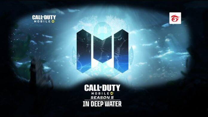 COD Mobile Season 5 In Deep Water