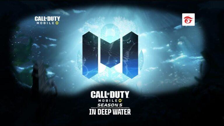 """COD Mobile Season 5 Angkat Tema """"In Deep Water"""", Ada Senjata Gratis!"""