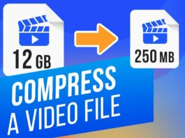Cara Kompres Video