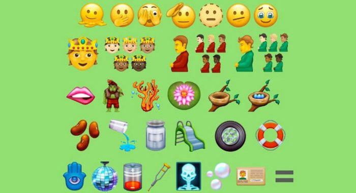 """Wah, Bakal Ada Emoji """"Pria Hamil"""", Seperti Ini Penampakannya"""
