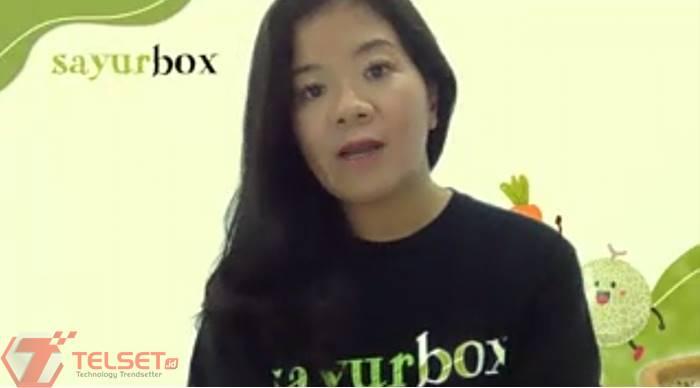 Fitur aplikasi Sayurbox