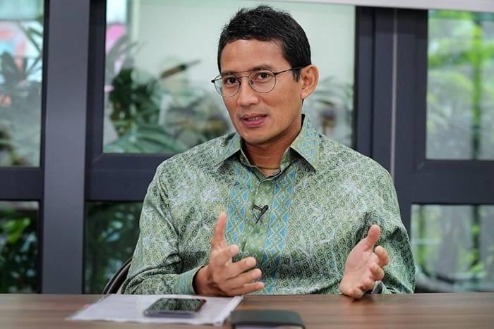 Ada Konten Hancurkan Ka'bah di Fortnite, Sandiaga Uno: Blokir!