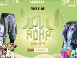 Free Fire Idul Adha