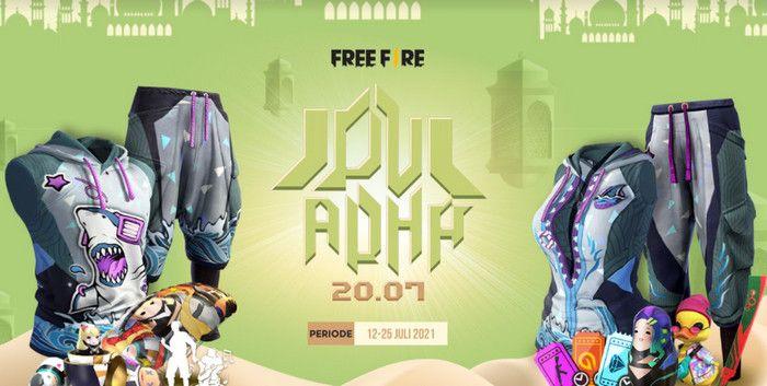 Sambut Idul Adha, Garena Bagi-bagi Bundle Gratis Free Fire