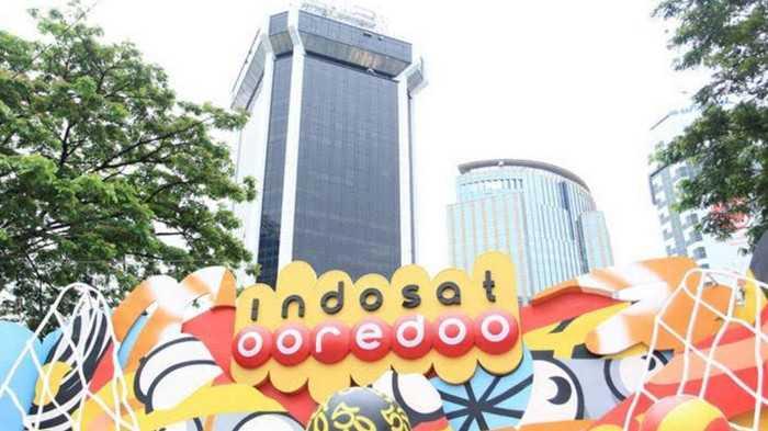 Pendapatan Naik 11,4%, Indosat Kantongi Rp 14,9 Triliun