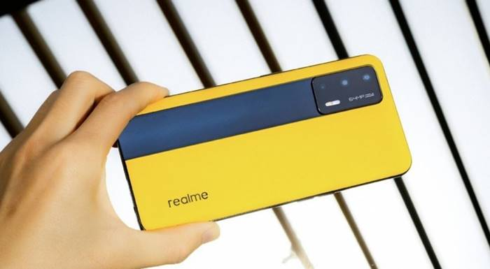 Kamera Realme GT Master Edition Diracik Kodak?