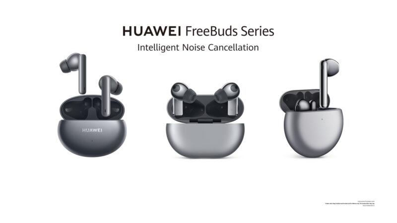Huawei Freebuds 4 Indonesia