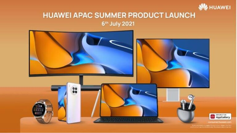 8 Produk Baru Huawei Rilis, MatePad 11 dan Freebuds 4 Masuk Indonesia