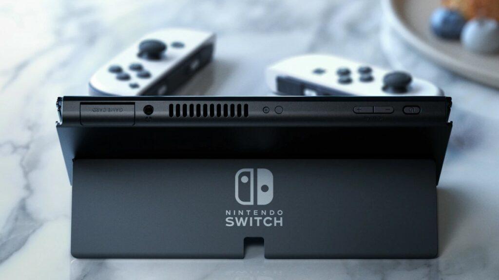 Harga Nintendo Switch OLED