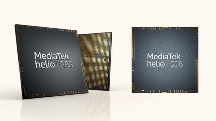 MediaTek Helio G96 G88