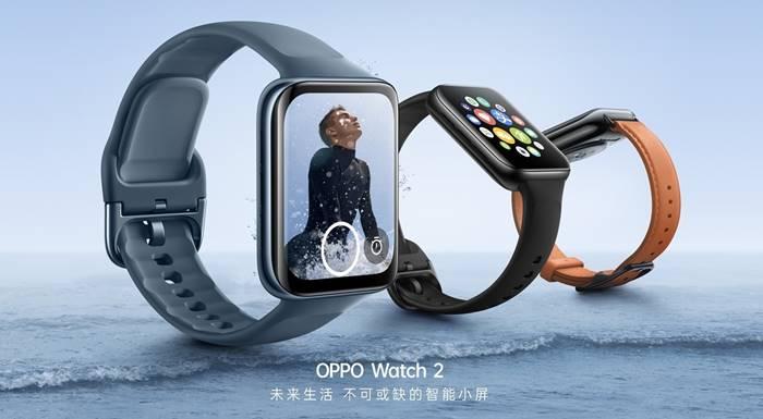 Oppo Watch 2 Dirilis, Dukung eSIM dan Ragam Fitur Terkini