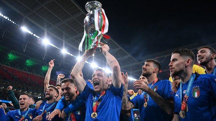 Reaksi Warganet Setelah Tim Italia Juara EURO 2020