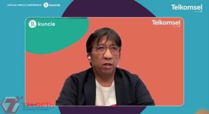 Telkomsel Rilis Aplikasi Edutech Kuncie, Ini Keunggulannya