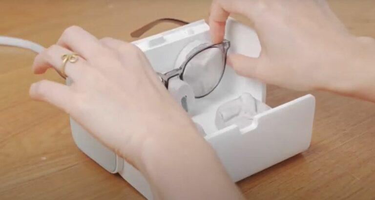 Unik, LensHD Bekerja Tak Ubahnya Mesin Pencuci Kacamata