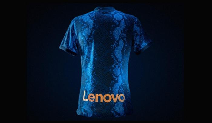 Wah! Logo Lenovo Bakal Mejeng di Jersey Inter Milan Musim Ini