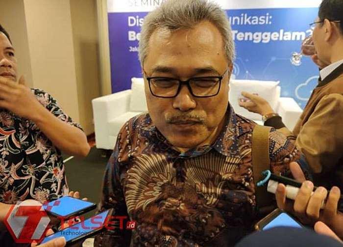 Nonot Harsono Meninggal Dunia, Indonesia Kehilangan Pejuang TIK
