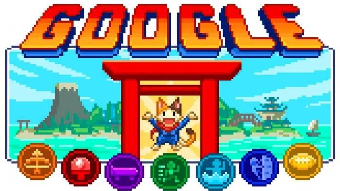 Sambut Olimpiade Tokyo, Google Doodle Hadirkan Game Olahraga, Sudah Coba?