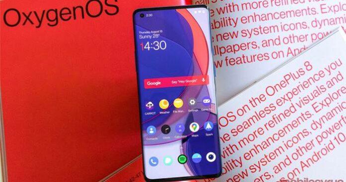 OxygenOS ColorOS OnePlus Oppo