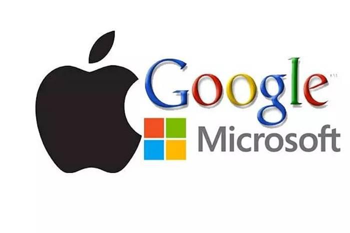 Google, Apple dan Microsoft Cetak Pendapatan Rp 723,8 T