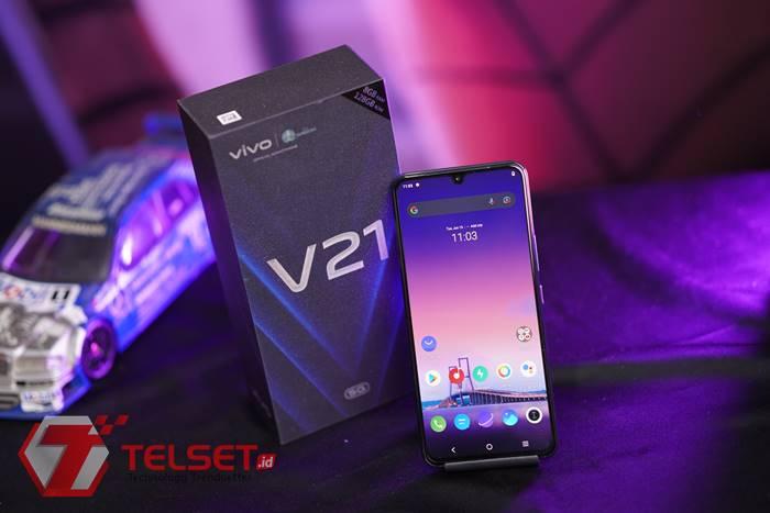 Perbedaan Vivo V21 5G
