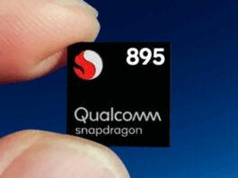 Prosesor Qualcomm Snapdragon 895