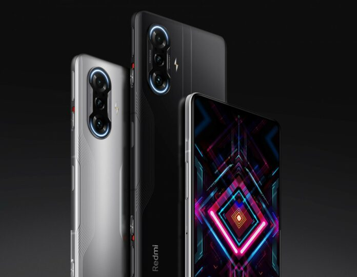 Warna Redmi K40 Gaming Edition Invers Scale