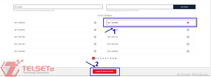 Cara Registrasi Kartu Telkomsel Halo