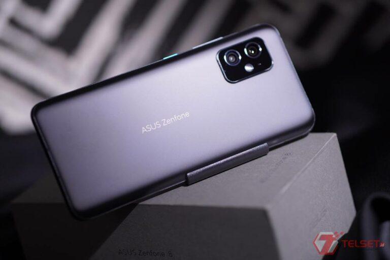 Asus Zenfone 8 dan ROG Phone 5 Kebagian Update Android 12