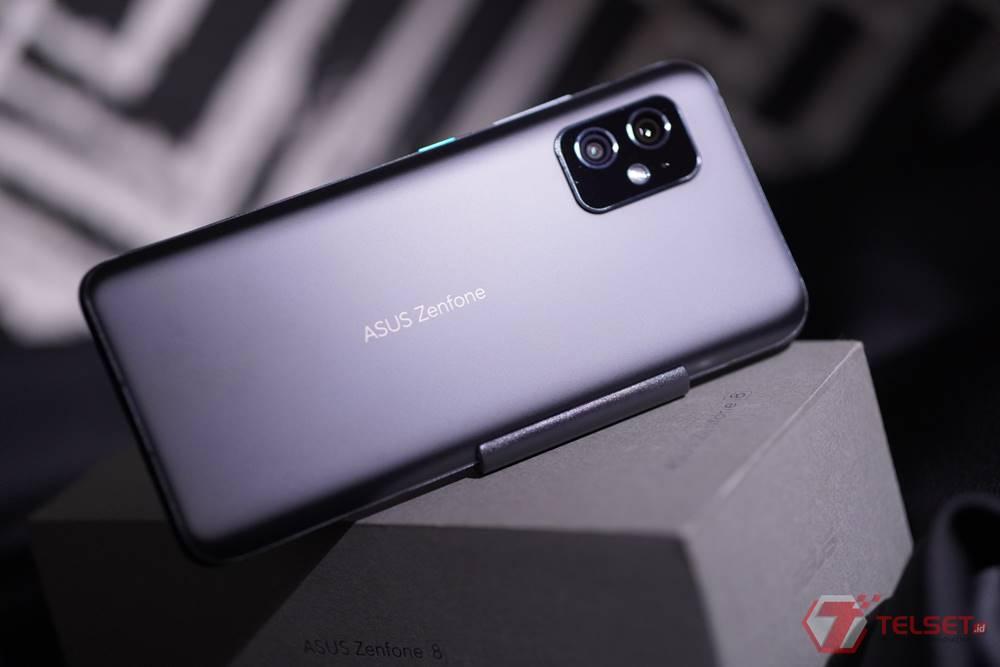 Update Android 12 Asus Zenfone 8