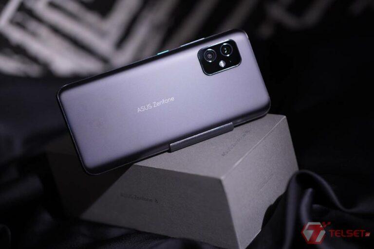 Review Asus Zenfone 8: Ukuran Mini, Performa Besar