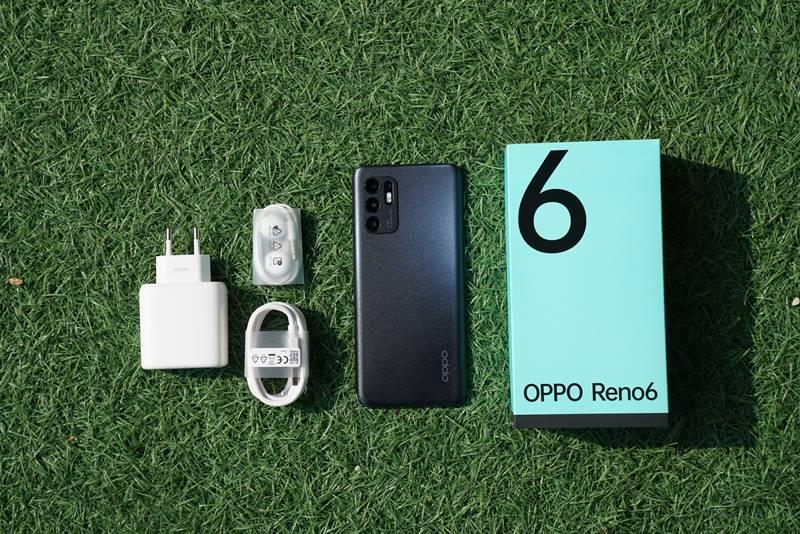 Review Oppo Reno6 Indonesia