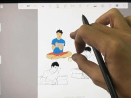 S Pen Samsung Galaxy Tab S7 FE 5G