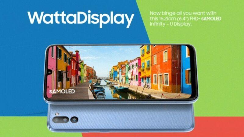 Spesifikasi Samsung Galaxy M21 2021 Edition