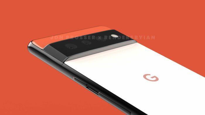 Spesifikasi Google Pixel 6 Pro