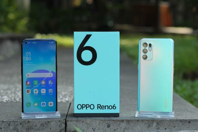 Spesifikasi Harga Oppo Reno6 Indonesia