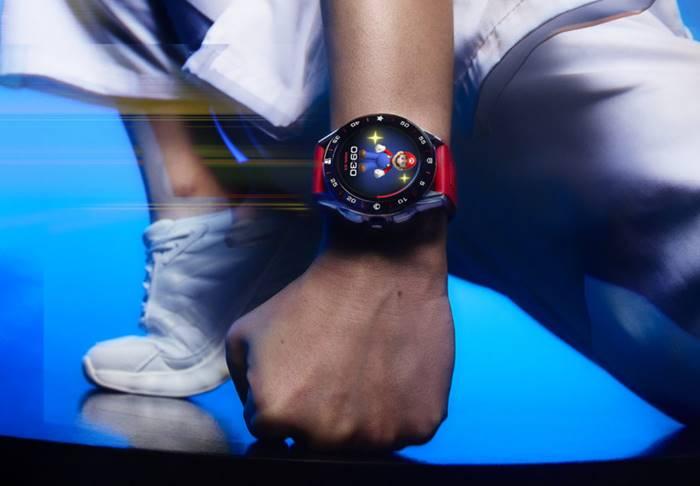 TAG Heuer Rilis Smartwatch Edisi Super Mario, Harganya Bikin Melongo