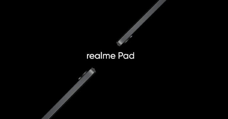 Realme Pad Ditenagai MediaTek Helio G80 dan Baterai 7.100 mAh