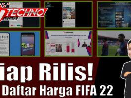 Techno Update FIFA 22